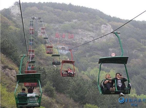 吓到腿软!山西跨度最长、落差最大的7D玻璃桥惊现忻州禹王洞!