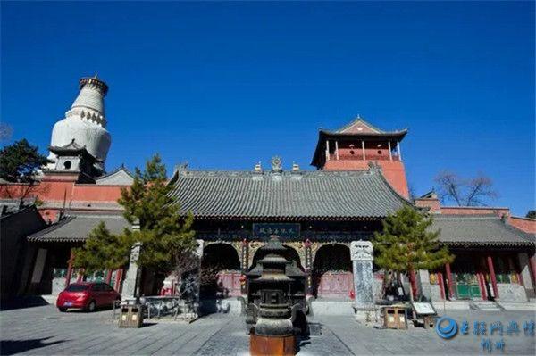 [诗化山西]中国四大佛教名山之首----五台山