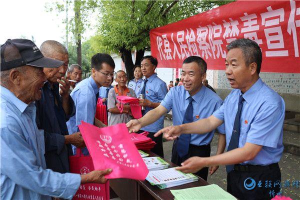 代县检察院提高站位履职尽责推进禁毒工作