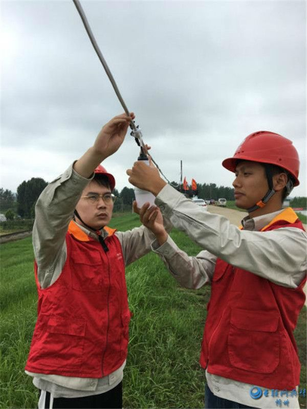 国网湖南电力全力保障抗洪堤垸供电