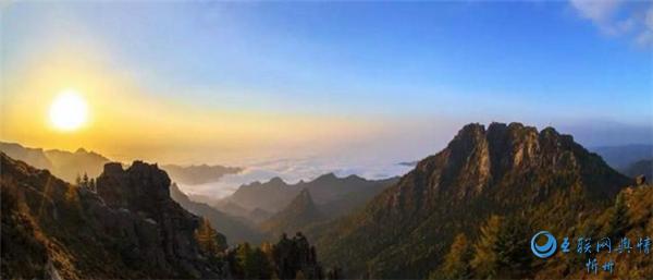 芦芽山绝美景色一定会让你流连忘返
