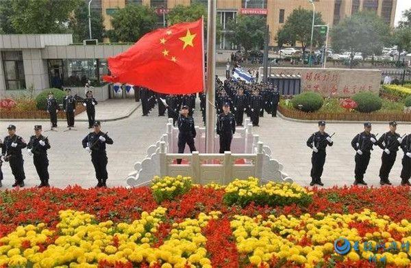 忻州公安交警铸警魂
