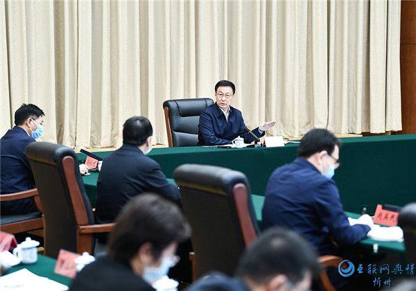 韩正在生态环境部召开座谈会强调 把生态修复和环境保护摆在更加重要位置 推动生态文明建设再上新水平
