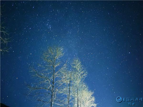 五台山 走吗 看最美夜景