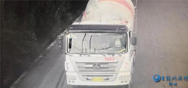 """河曲交警大队曝光大型汽车""""不系安全带""""违法行为"""