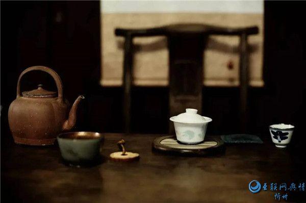 有好茶喝 会喝好茶 是一种清福