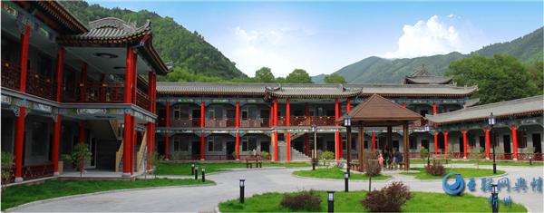 在绿氧中自由呼吸的园林式酒店――五台山友谊宾馆