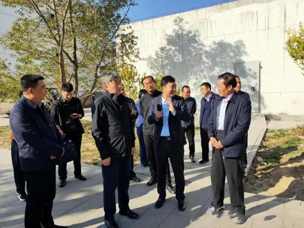 朱晓东来新石公司检查安全生产工作