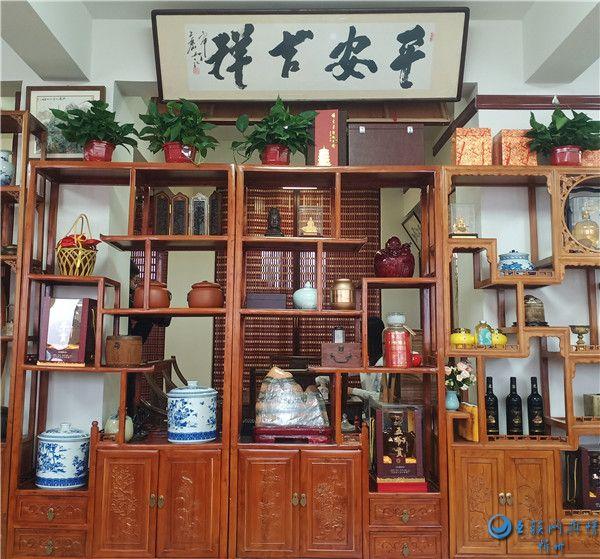 忻州书画院茶室:品茶品的是心情