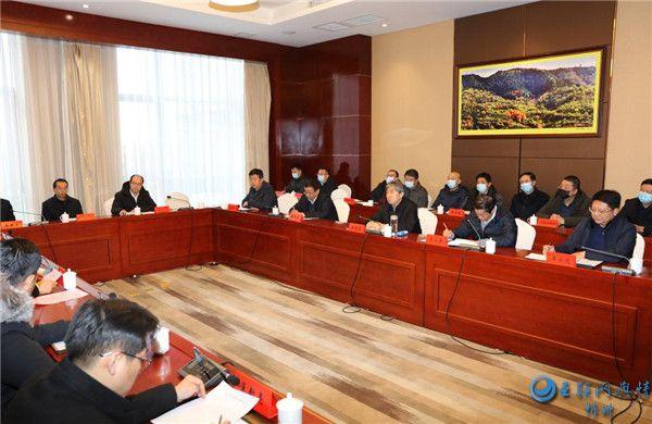 """忻州市数字政府建设和信息产业发展进入""""加速期"""""""