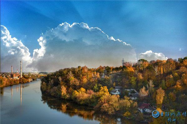 乌克兰日托米尔风景图片