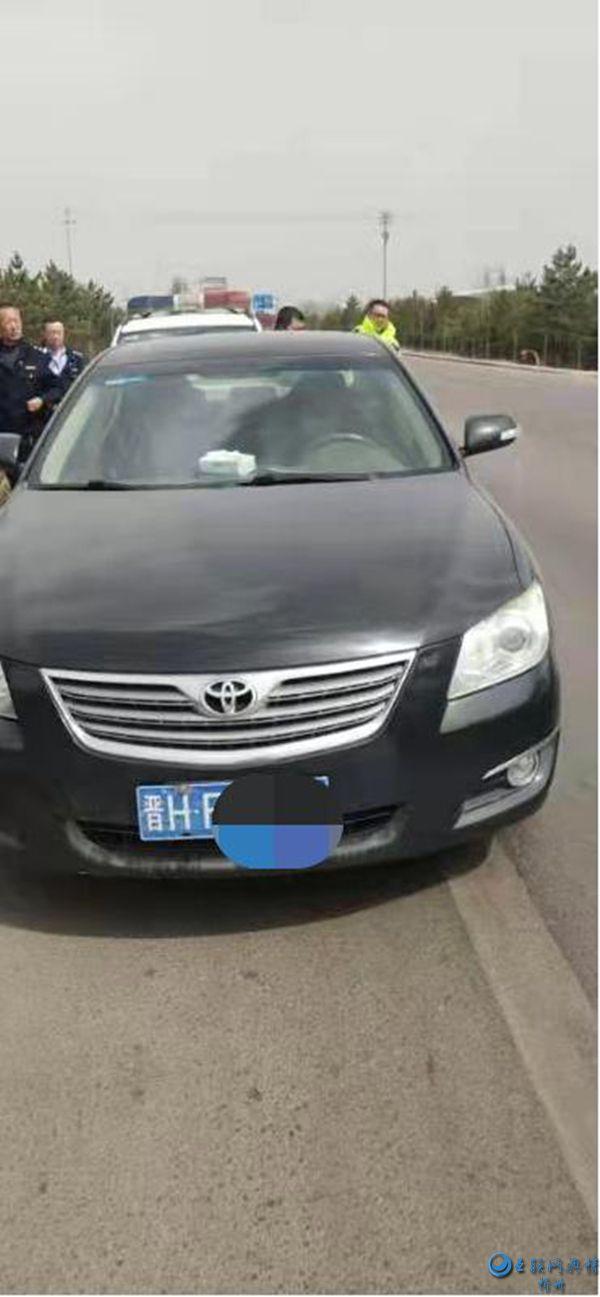 岢岚交警运用集成指挥平台让交通违法车辆无处可藏