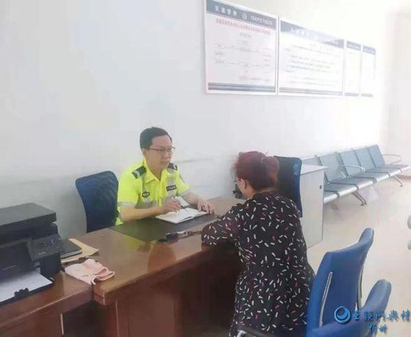 忻州:为民服务暖人心,群众送来感谢信