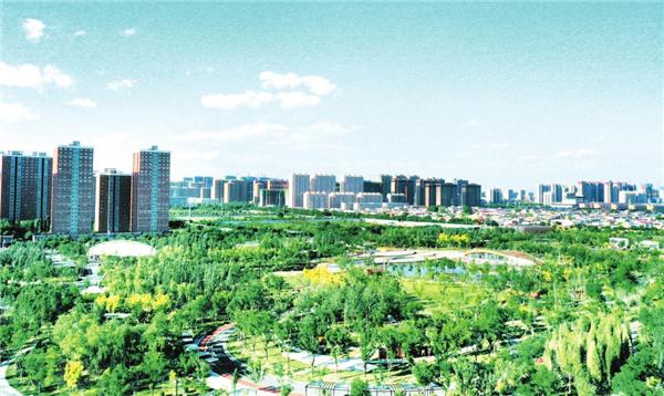 忻州市持续加大城市基础设施建设