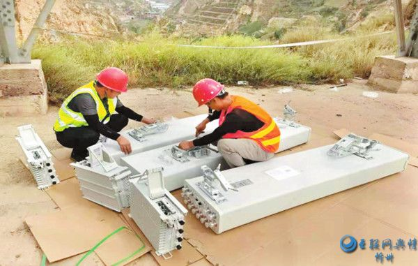 忻州移动公司开通700M 5G站点